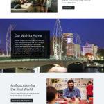 Wichita admssions comp