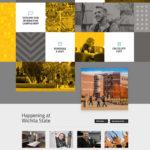 Wichita homepage comp